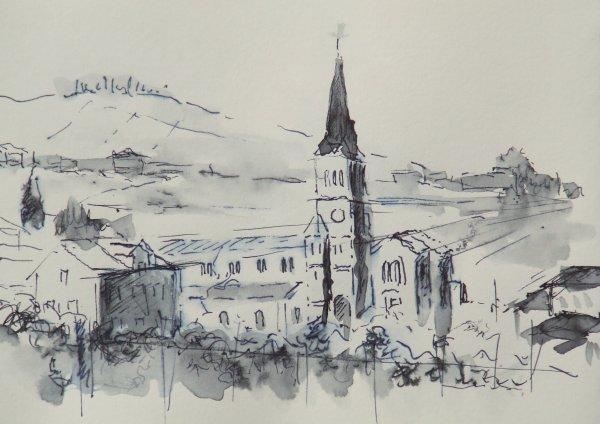 Eglise de Chénas