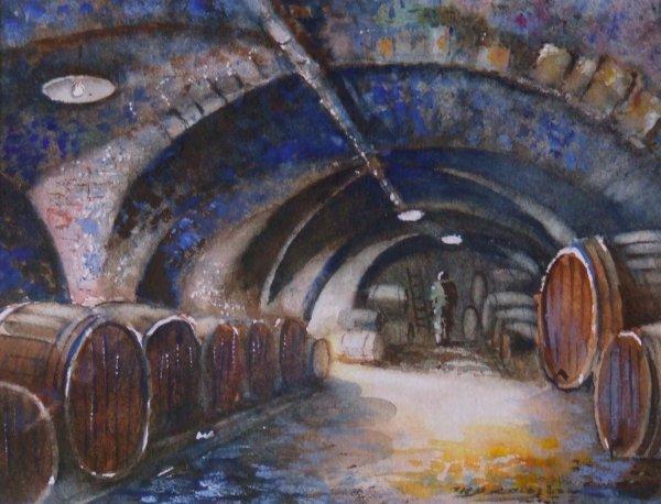 Cave en Beaujolais